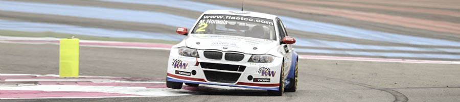 Flash News - FIA ETCC - Paul Ricard (FR)